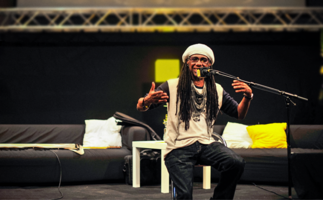 Nile Rodgers kao predavač na ADE MusicTalksu