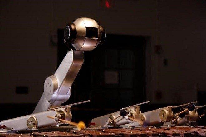 Robot nazvan Shimon komponira vlastite beatove