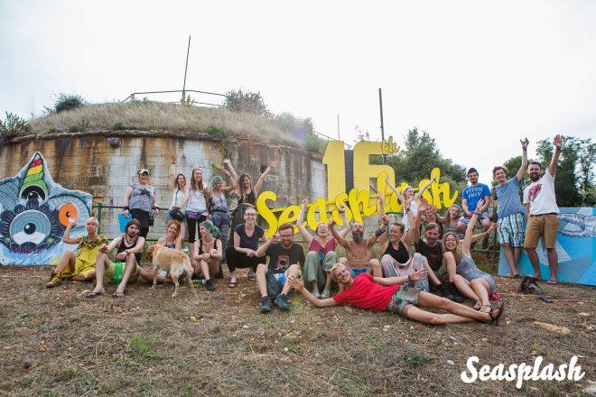 Udruga Seasplash poziva sve zainteresirane da se uključe u volonterski tim Seasplash festivala