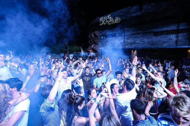 Kolovoz u 585 Clubu započinje uz Golden Horn festival