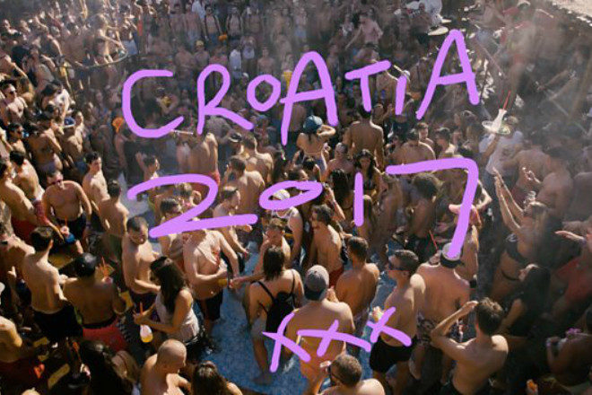 Pogledajte kako se Britanci zabavljaju na festivalima u Hrvatskoj