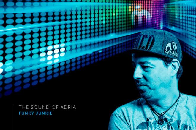 The Sound Of Adria 008: Funky Junkie
