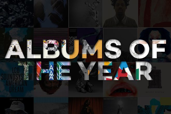 Playlist: 48 traka s najboljih albuma 2017