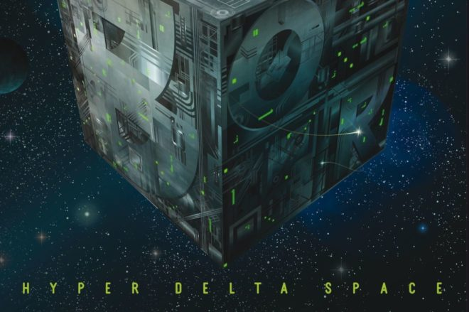 ''Hyper Delta Space EP'' nova ploča s potpisom Borgie