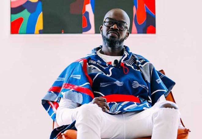 "Black Coffee ima novu stvar, ""Never Gonna Forget"""