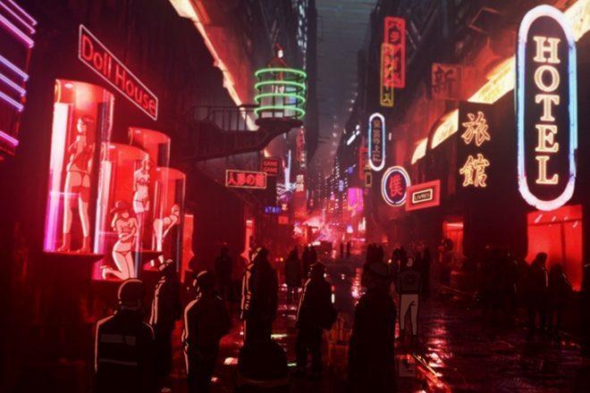 Blade Runner postaje anime