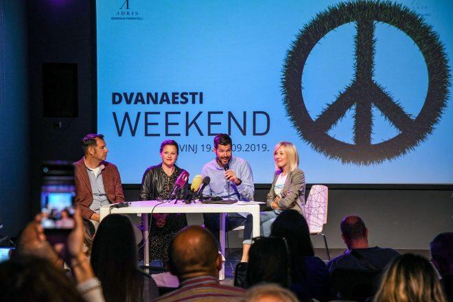 Predstavljen program 12. Weekend Media Festivala
