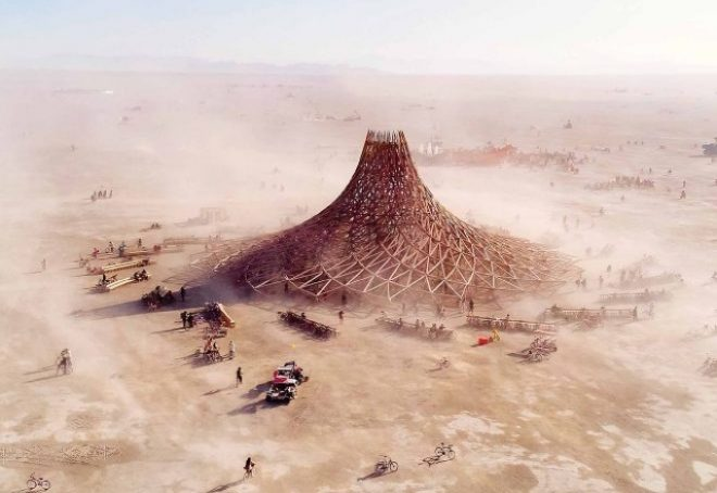 Otkazan i Burning Man