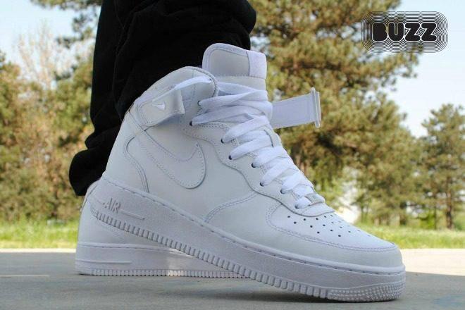 GIVEAWAY: Buzz poklanja Nike Air Force 1