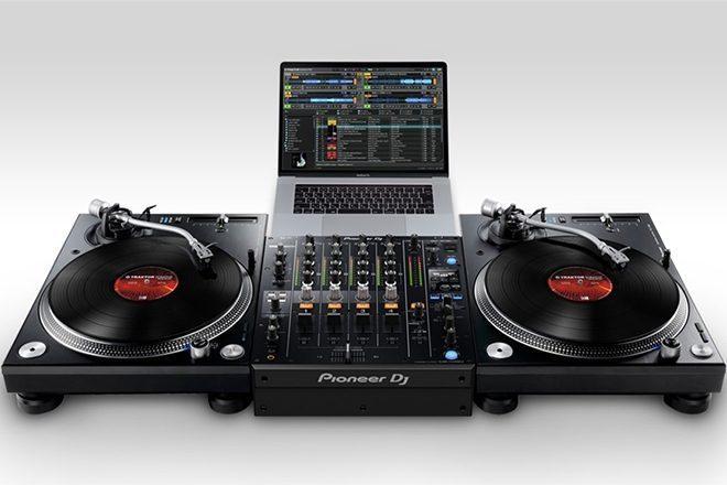 Pioneer DJ službeno dodaje Traktor podršku za DJM modele