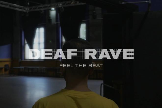 Pogledajte novi kratki film koji istražuje britansku Deaf Rave scenu
