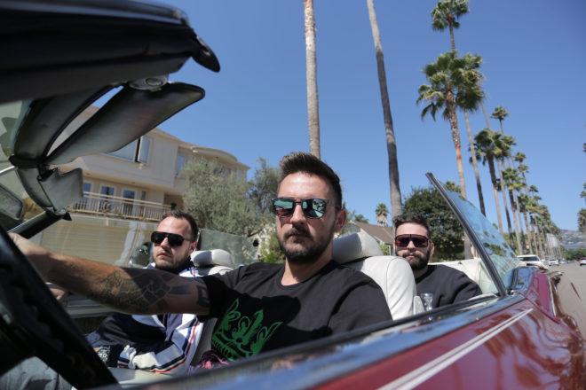 Frenkie, Kontra & Indigo najavili novi studijski album, nastao u Los Angelesu