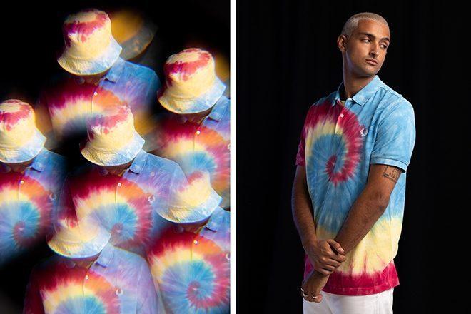 Tie-Dye kolekcija inspirirana acid houseom