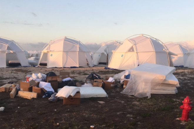 Posjetitelji Fyre festivala dobili $5 milijuna za pretrpljene 'duševne boli'
