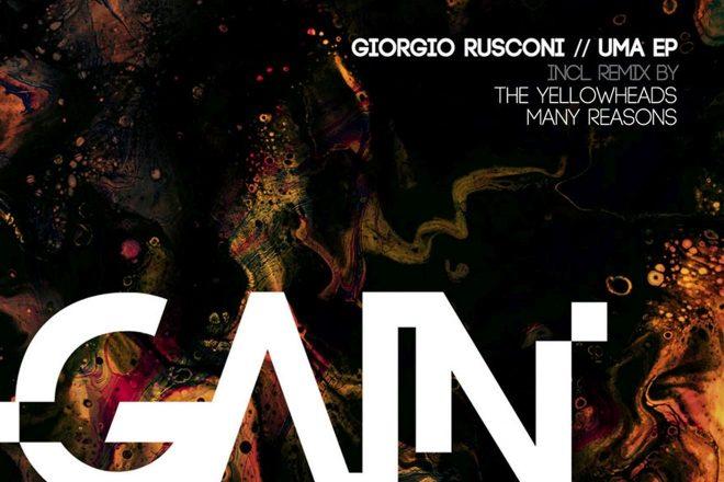 Premijera: Giorgio Rusconi - Uma (Many Reasons remix)