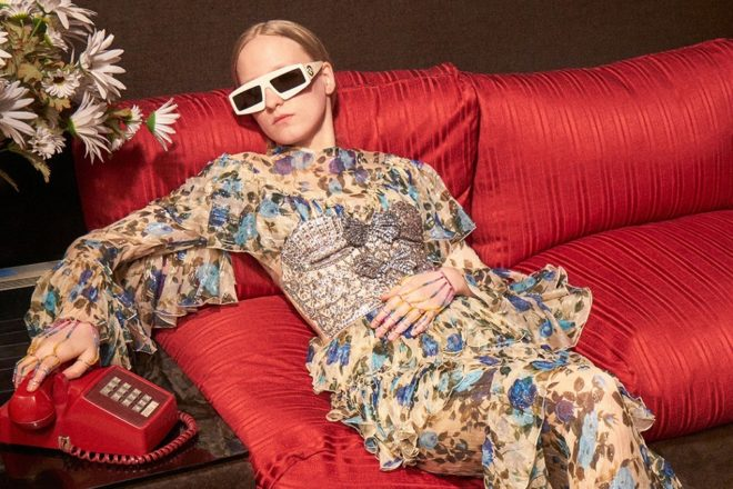 Video: Nova Gucci kampanja s trakom Laurenta Garniera