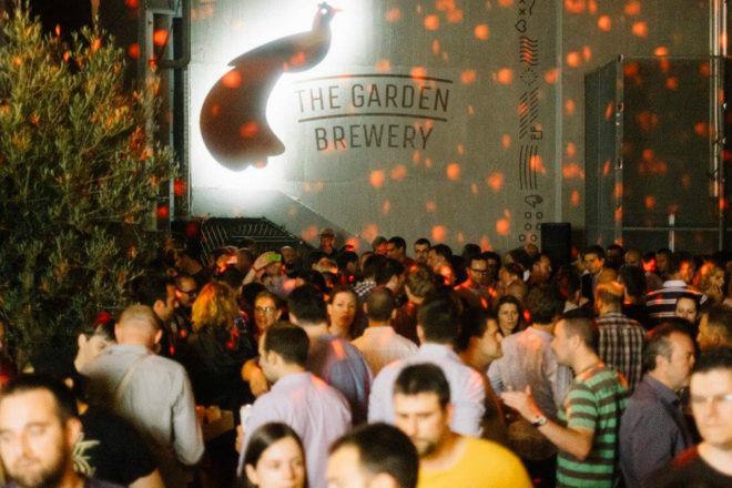 A Weekend Block Party ovog vikenda u Garden Breweryju