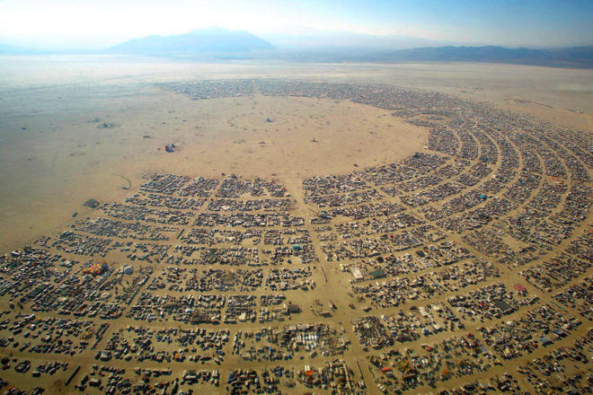 Pratite 'Burning Man 2015' preko live streama