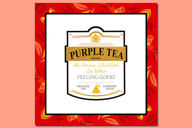 "Premijera: J Paul Getto predstavlja ""Feeling Good"" za Purple Tea Records"