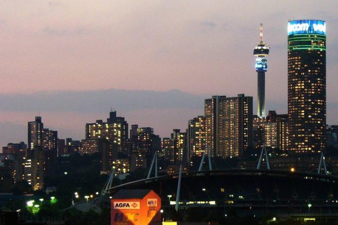 Boiler Room tribina u Johannesburgu