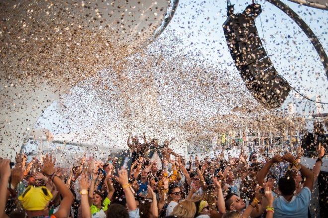 Kazantip uskrsnut i pretvoren u 32-dnevni festival