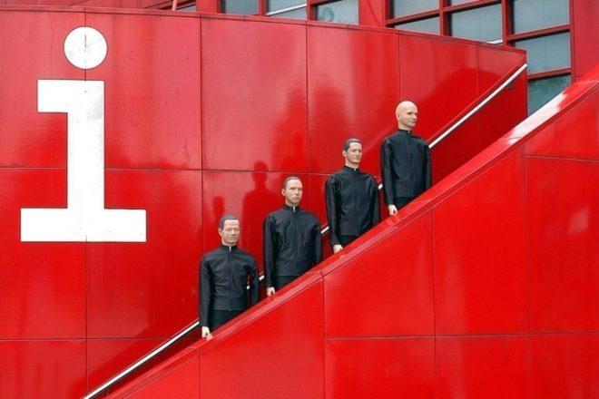 Najznačajnije hip-hop, rock i nu disco obrade grupe Kraftwerk