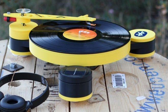 Lenco je stvorio prvi 3D record player i pokrenuo Kickstarter kampanju