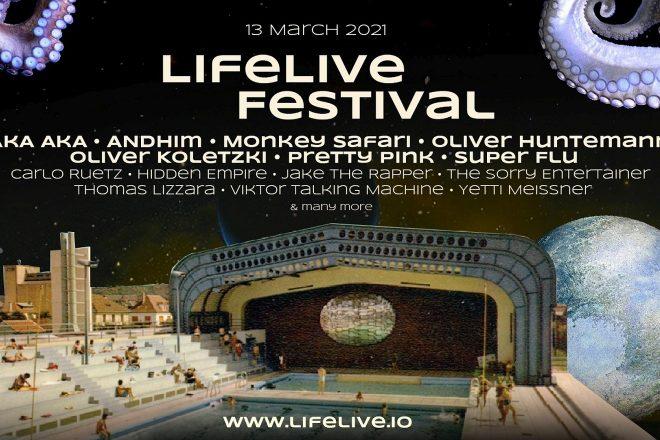 LifeLive, interaktivni streaming festival iz Berlina