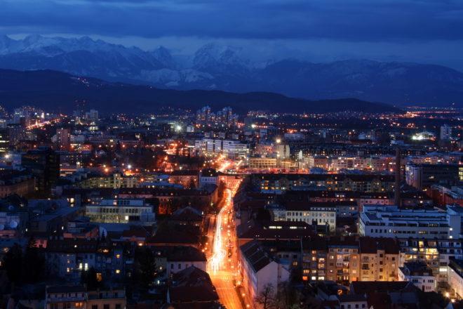 Esencijalno: Electro City Ljubljana