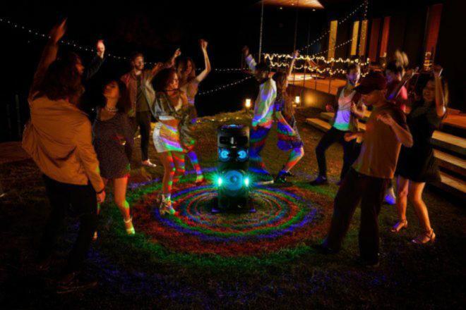 Sony otkrio high-power audio sustave namijenjene kućnim partyjima