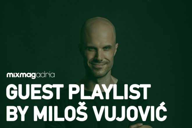 Spotify Guest playlist: Miloš Vujović