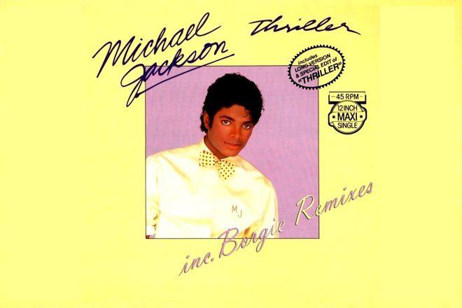 Premijera: Michael Jackson - Thriller (Borgie Dig It Edit)