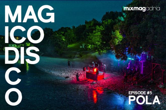 Magico Disco podcast episode #5 POLA
