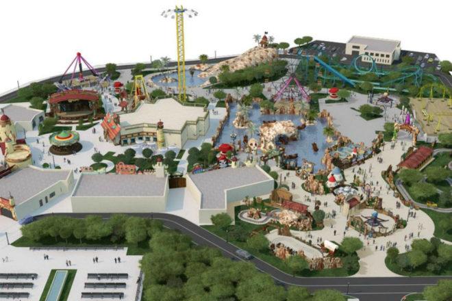 U Hrvatskoj se uskoro otvara veliki zabavni park