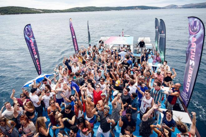 Pridružite nam se na Mixmag X Ultra party brodu