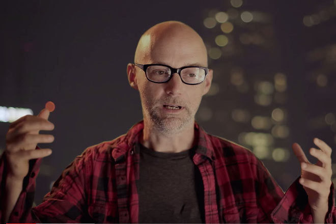 Moby - Dance Planet
