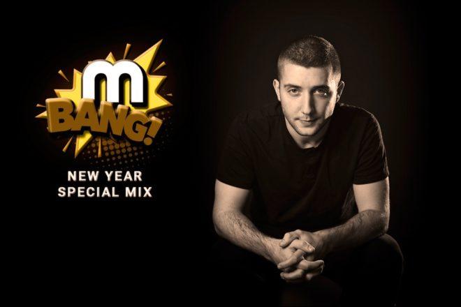 Morning Bang SPECIJAL: DJ Jock dostavlja prvi novogodišnji mix