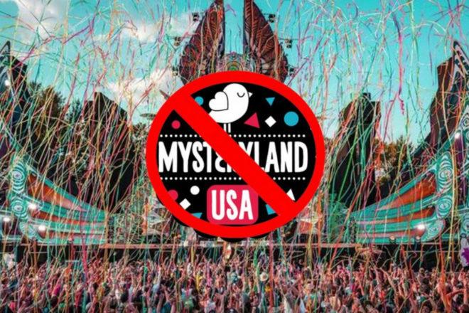 Otkazan je  Mysteryland 2017.