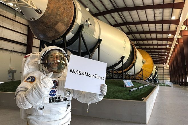 NASA traži glazbu za svoj sljedeći odlazak na mjesec