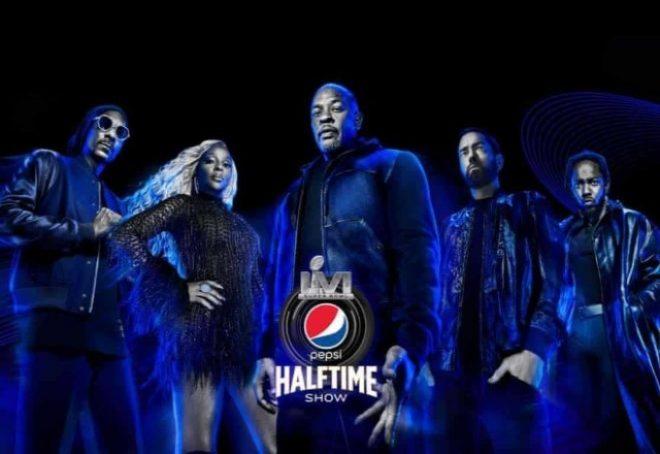 Kendrick Lamar, Dr Dre, Snoop Dogg, Eminem i Mary J. Blige nastupit će na Superbowlu 2022.