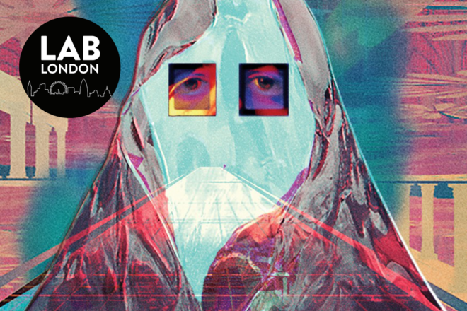 The Lab LDN: Space Dimension Controller