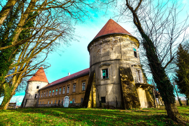 Flyaway festival: Glazbeni spektakl u dvorcu iz 16. stoljeća