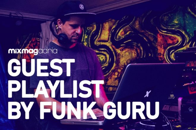 Spotify Guest Playlist: Funk Guru