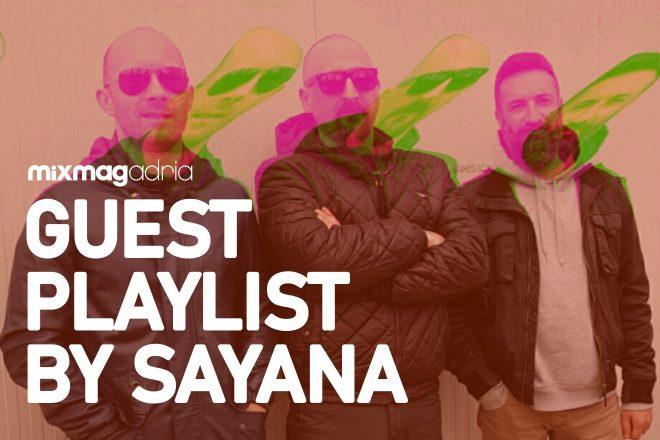 Spotify Guest Playlist: SAYANA