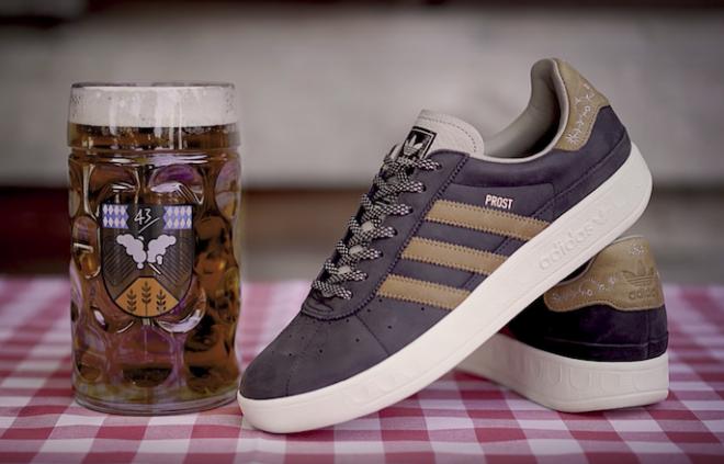 Adidas izbacio novi model tenisica za Oktoberfest, otpornih na pivo i povraćanje