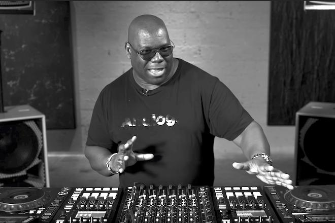 Video: Carl Cox o svom DJ setupu i kako je MODEL1 promijenio sve