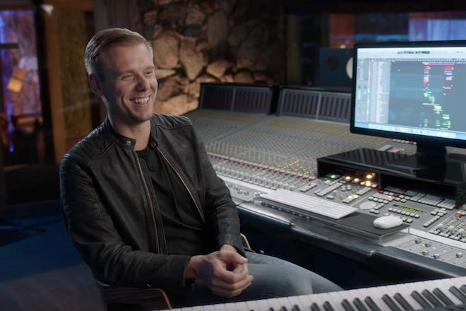 Armin Van Buuren daje instrukcije DJ-evima i producentima