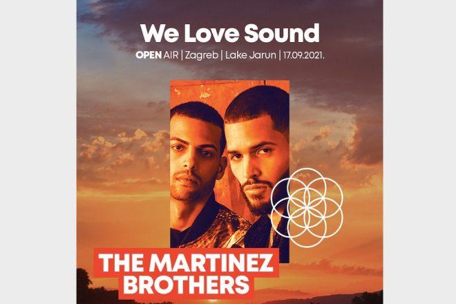 Globalna atrakcija The Martinez Brothers gostuje na Jarunu