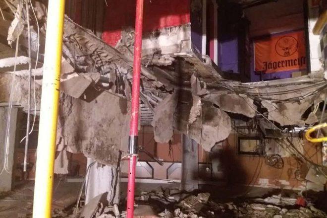 40 klabera ozlijeđeno nakon popuštanja poda u klubu