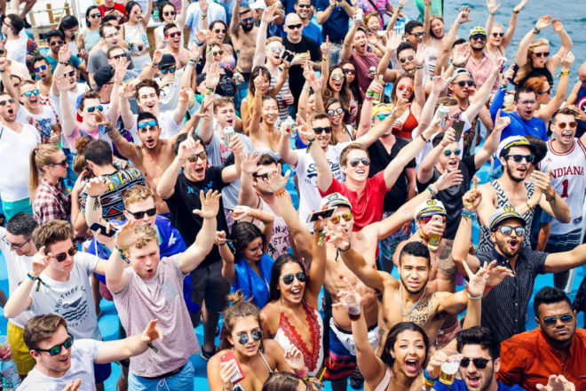Zaplovite s nama Mixmag x Ultra party brodom